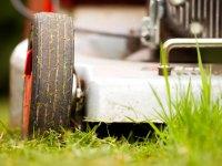 Rasenmäher Schnittbreite nutzen