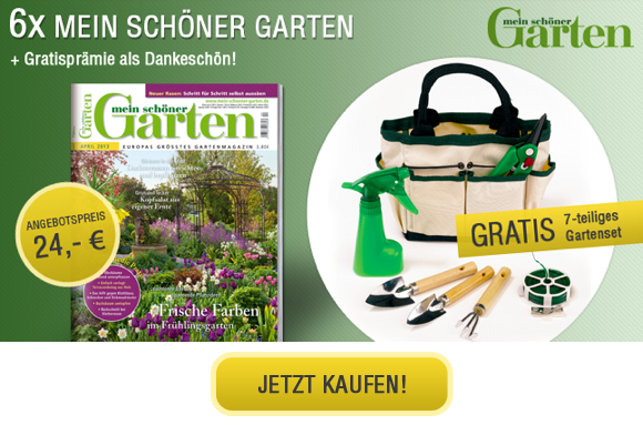 mein sch ner garten abo online gartenmagazin. Black Bedroom Furniture Sets. Home Design Ideas