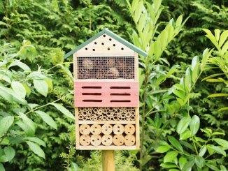Insektenhotel für den Garten