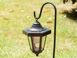 Solarlampe Außenlampe