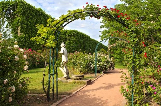 Torbogen Garten Rubengonzalezclub
