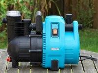 Gardena Gartenpumpe Hauswasserwerk Comfort 4000/5