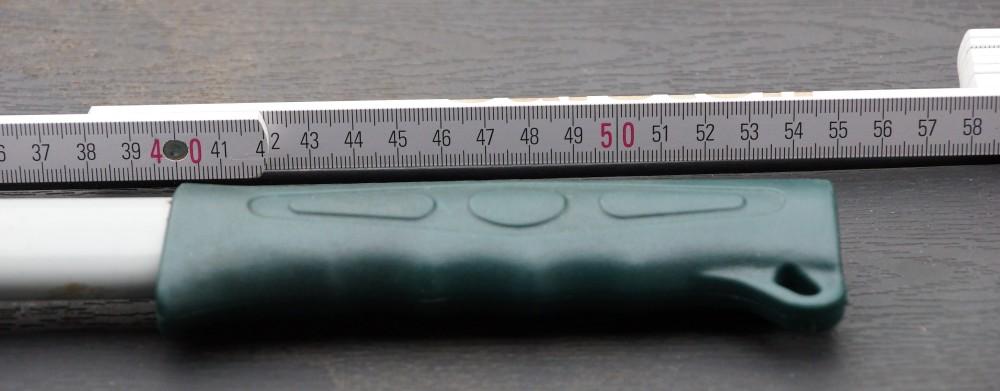 Griff einer Astschere gemessen 55 cm