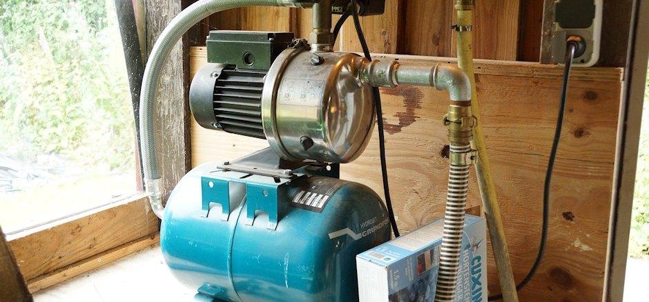 Hauswasserwerk Test