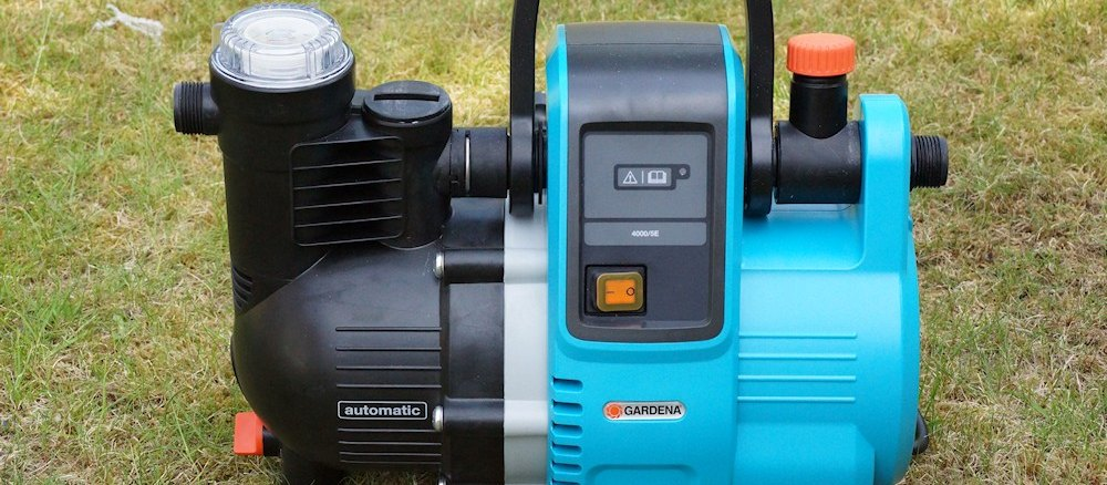 Gardena Hauswasserwerk 4000 5e Test
