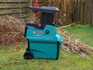 Gartenhäcksler Test Bosch AXT 22 D