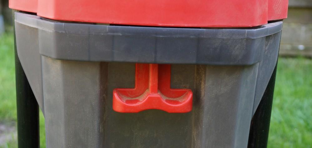 Schließkontakt Box Auffangbehälter