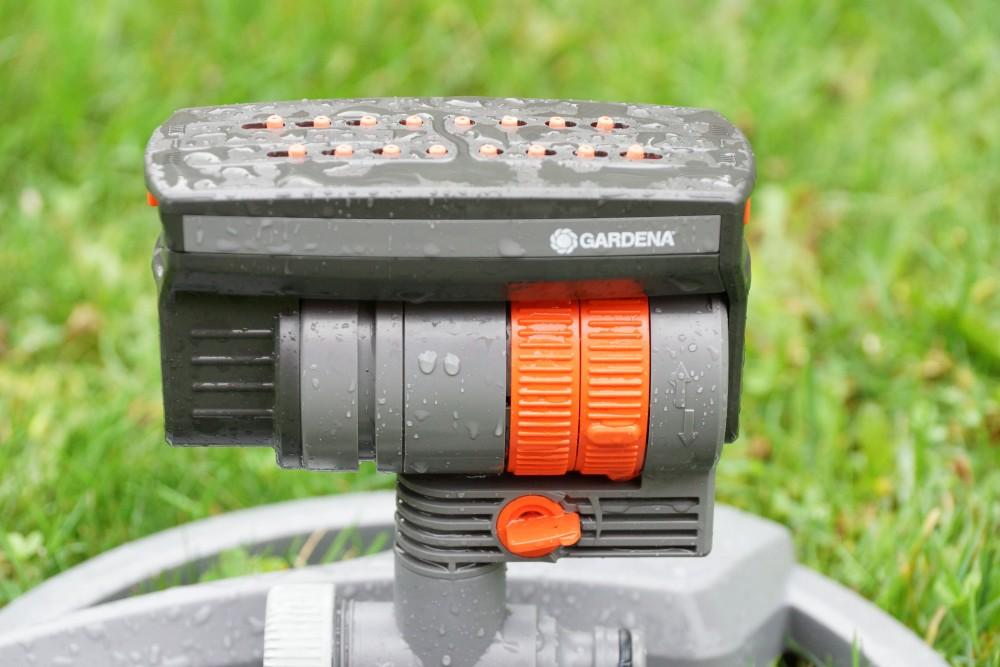 Gardena ZoomMaxx mit Weitenregulierung