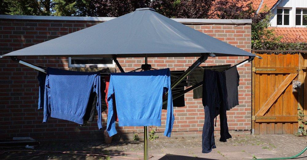 Leifheit Linoprotect 400 mit Wäsche