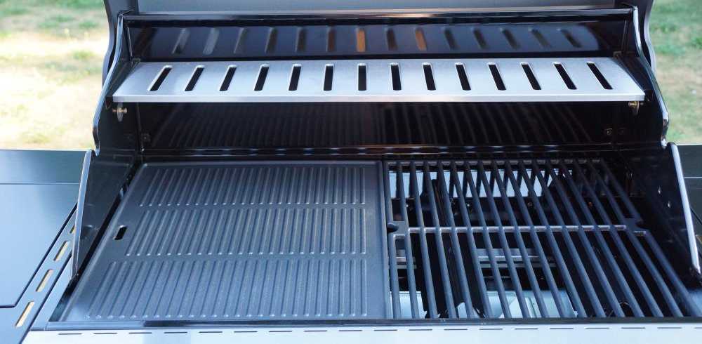 Grillrost Grillplatte MB 4000