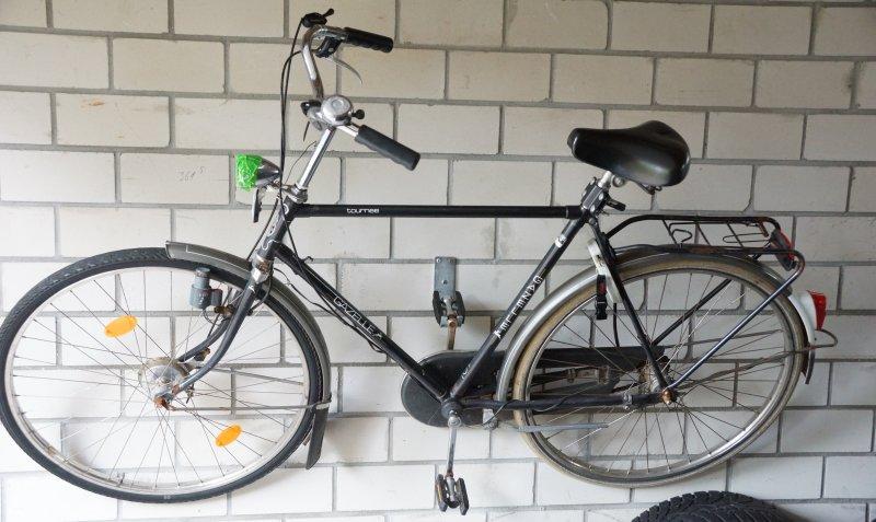 Fahrrad Wandhalterung