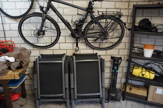 Garage aufräumen und einrichten mit Ordnungssystem