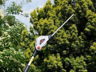 AL-KO HTA 4045 Teleskopheckenschere Test