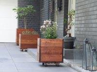 Pflanzkübel für den Außenbereich
