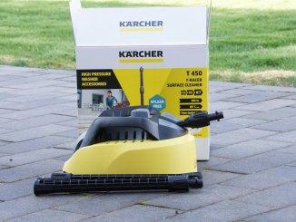 Kärcher T 450 T-Racer Test