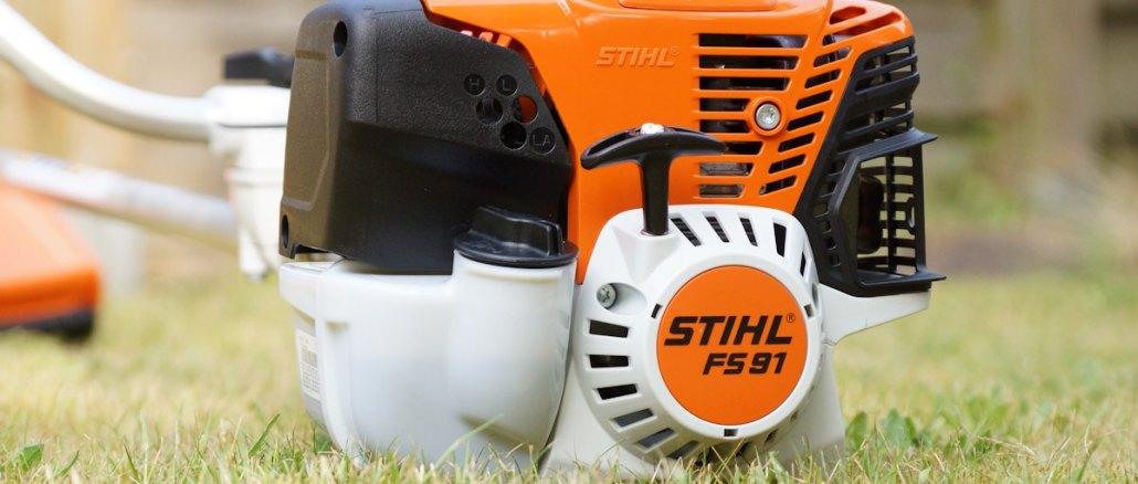 Stihl FS 91 Test Freischneider